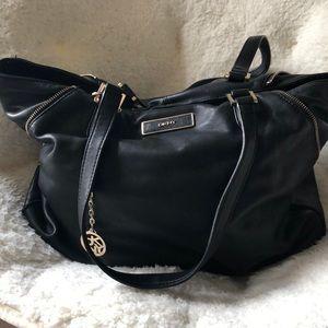 Dkny pure cow leather handbag